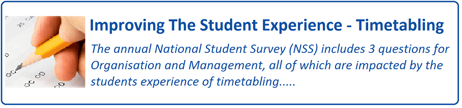 Improving The Student Experience2