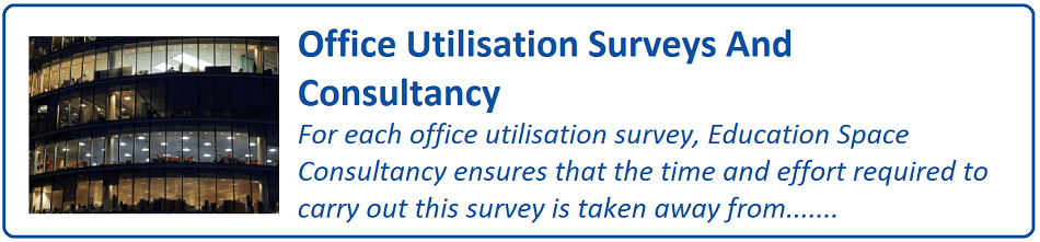 Office Space Utilisation Surveys and Consultancy