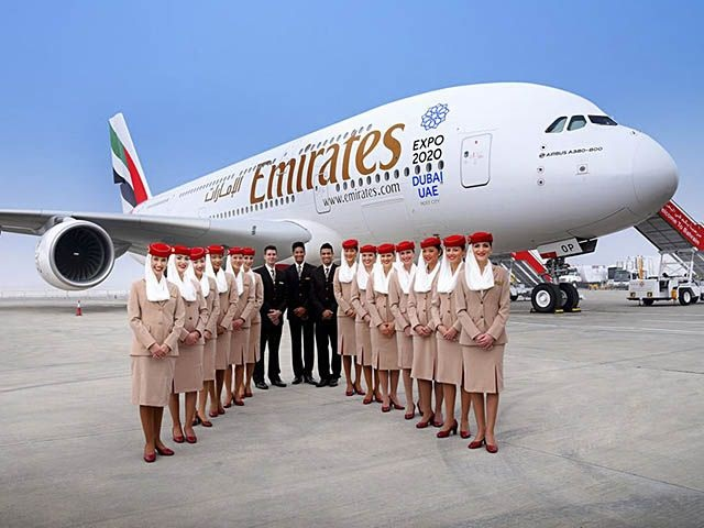 Emirates resumes Lagos, Abuja flights