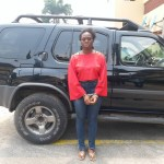 Girl, 23, steals Jeep, phones, N1m after sex romp