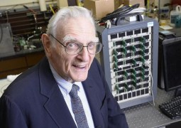 John Goodenough, 97, emerges oldest Nobel Prize winner