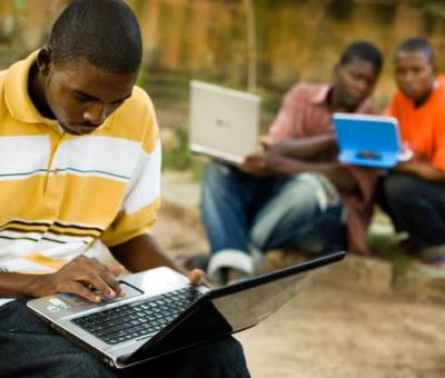 Only 19% of people in developing countries have internet access