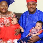 18 years after first child, pastor welcomes triplets