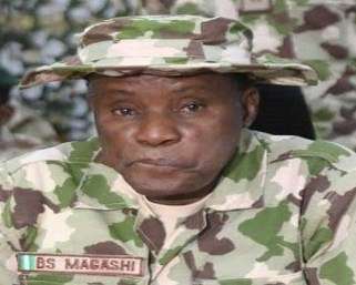 Don't be cowards, stand, face bandits – Defence Minister tells bare-hands Nigerians