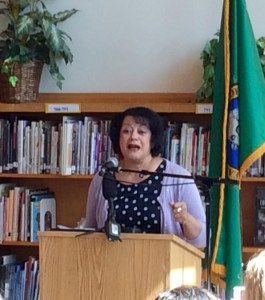 Rep. Lillian Ortiz-Self shares her experiences seeing the opportunity gap firsthand as a middle school counselor