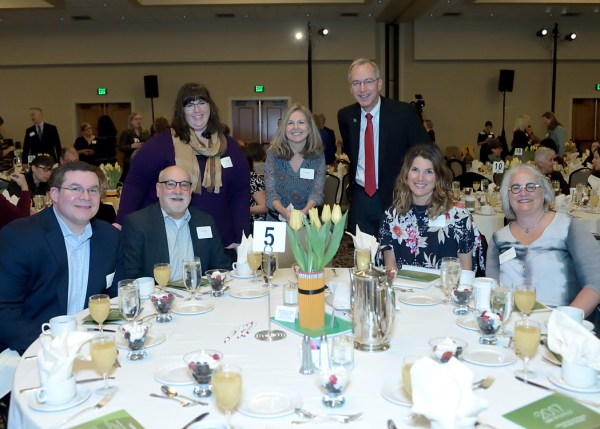 League of Education Voters 2017 Annual Breakfast - Table mates