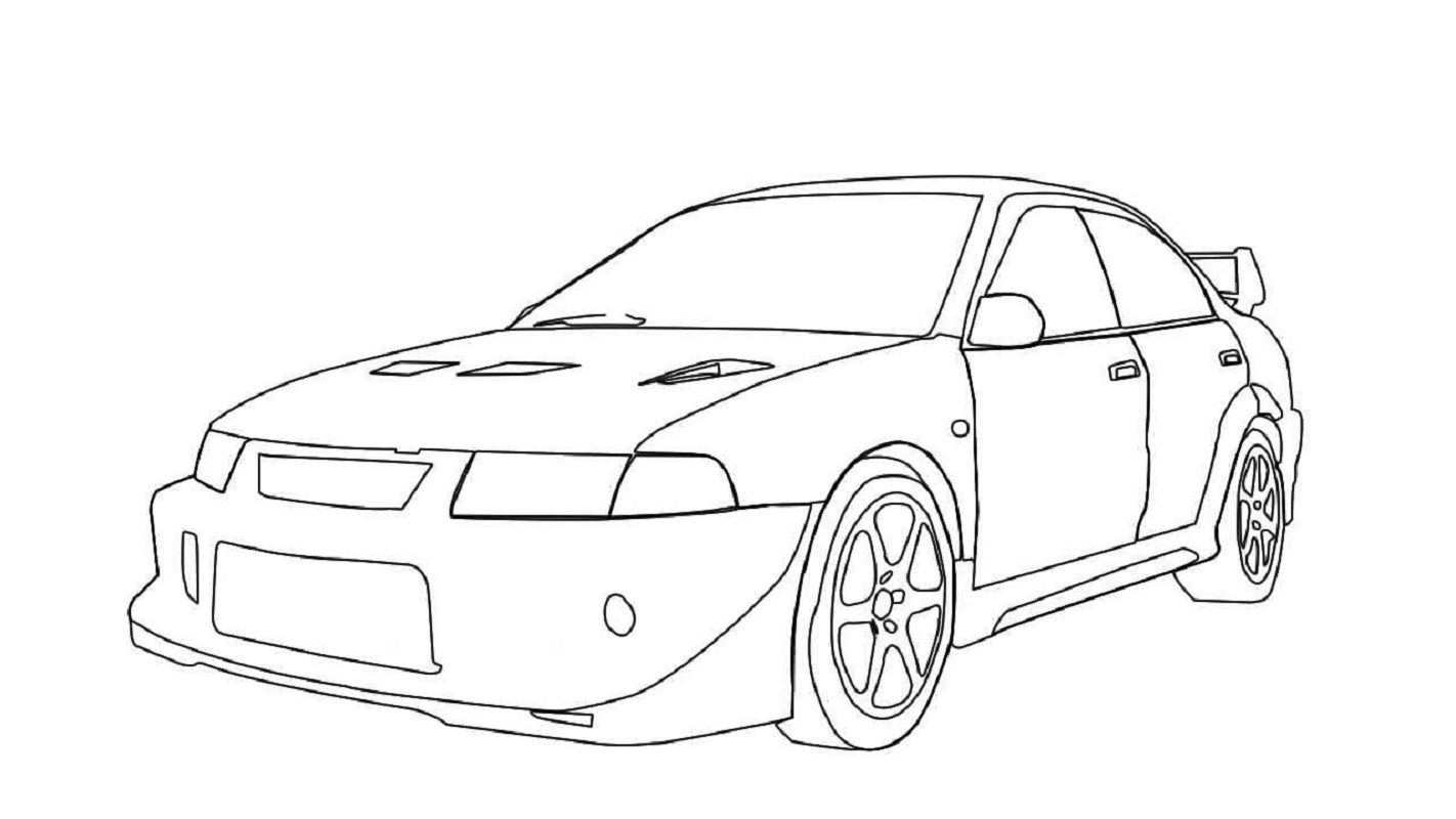 Evo Coloring Pages