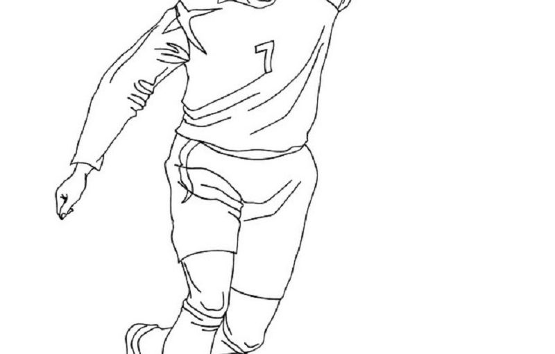 messi coloring pages for football lovers  educative printable