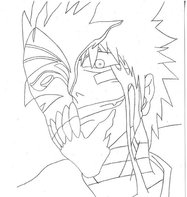 Bleach Printable Coloring Pages – iconmaker.info