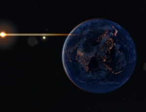 Image from Star Chart VR App.