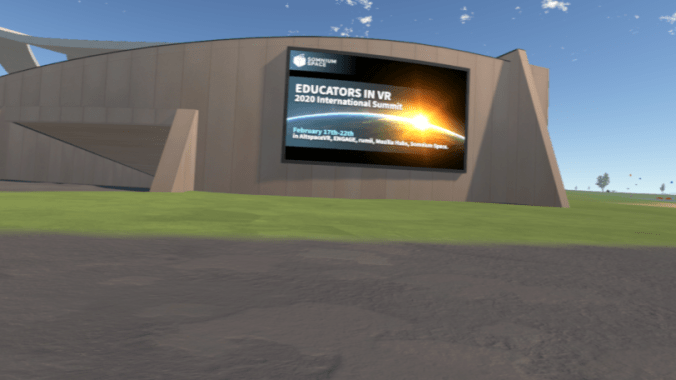 Somnium Space - Educators in VR 2