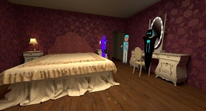 ASVR - Bedroom