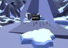 Educators in VR Rental World - EDVR Arctic 2