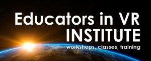 Educators in VR Institute