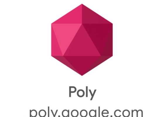 Google Poly Logo