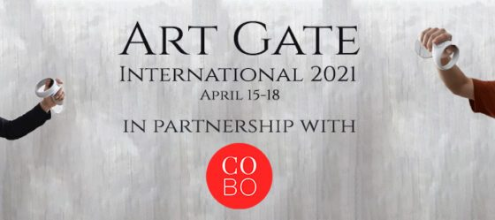 Art Gate VR International Art Fair 2021.