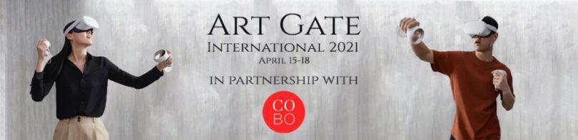 Art Gate VR International Art Fair 2021.