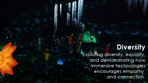 Educators in VR Diverity Team