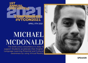 Michael McDonald NY TESOL SIG