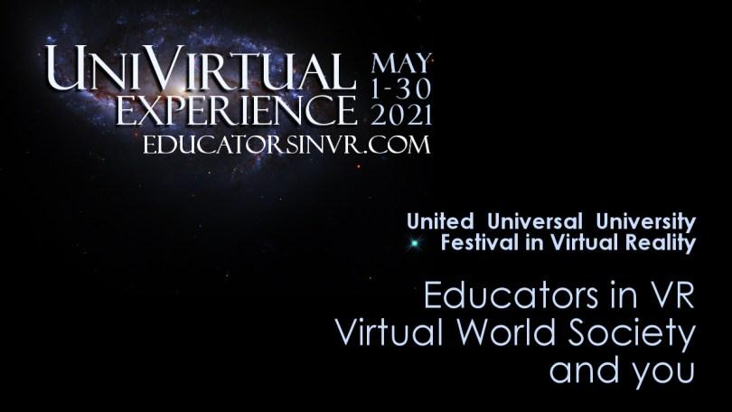 UniVirtual Experience May 1-30 2021 1200x675 Social Card