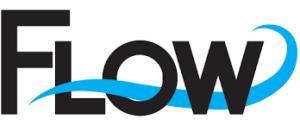 Flow logo.