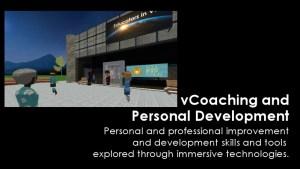 Eduators in VR vCoaching Personal Development Team.