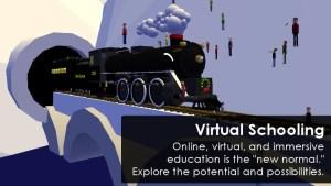 Virtual Schooling Educators in VR team project.