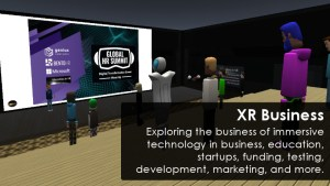 Educators in VR XR Business Team Project.