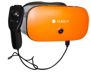 Avantis ClassVR - Premium headset with hand controller.