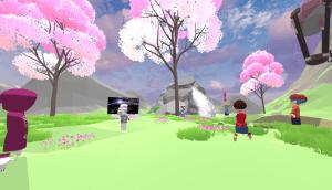 Virtual Home Schooling Meetup in AltspaceVR with Educators in VR.