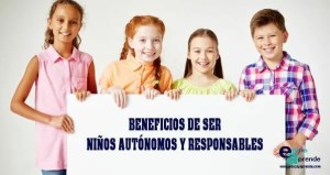 Autonomía y responsabilidad