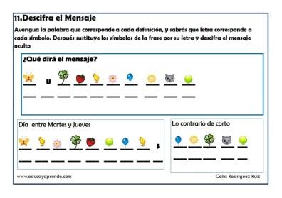 DESCIFRA EL MENSAJE_011