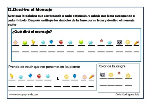DESCIFRA EL MENSAJE_012
