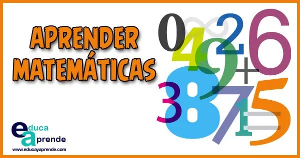 aprender matemáticas, entender matemáticas