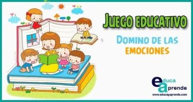emociones juego educativo