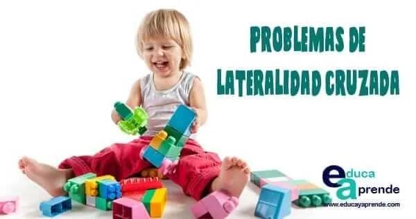 Lateralidad cruzada en niños,Problemas de lateralidad