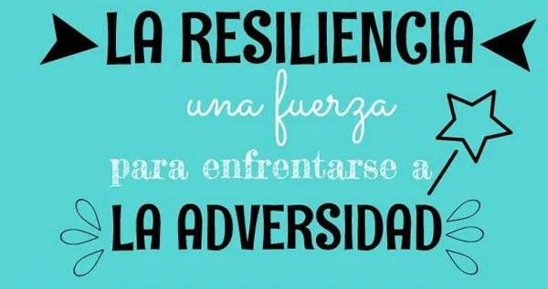 Resultado de imagen de resiliencia