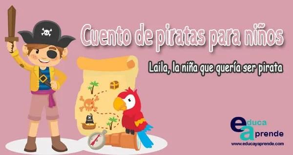 cuentos de piratas para niños y niñas