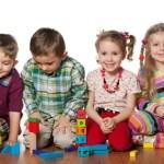 Enseñar a los niños y niñas a compartir