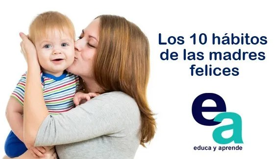 madres felices