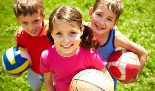 educacion fisica y deporte