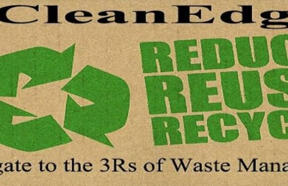 CleanEdge sensitises secondary school students on waste management