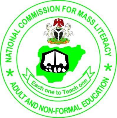 NMEC logo - Nigeria has 10m out of school children, 65m illiterates- NMAC