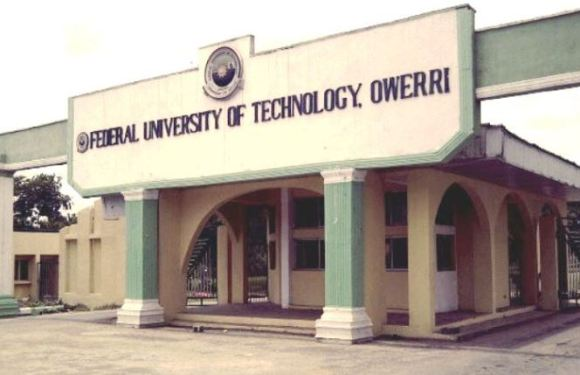 FUTO ranks first in maiden NUC OER Ranking