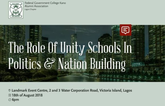 FGC Kano alumni to hold conference on unity schools, national reforms