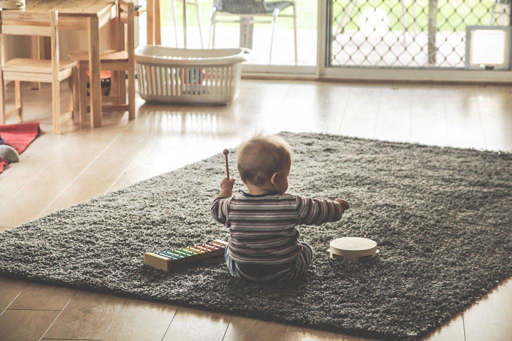 music, kids, children