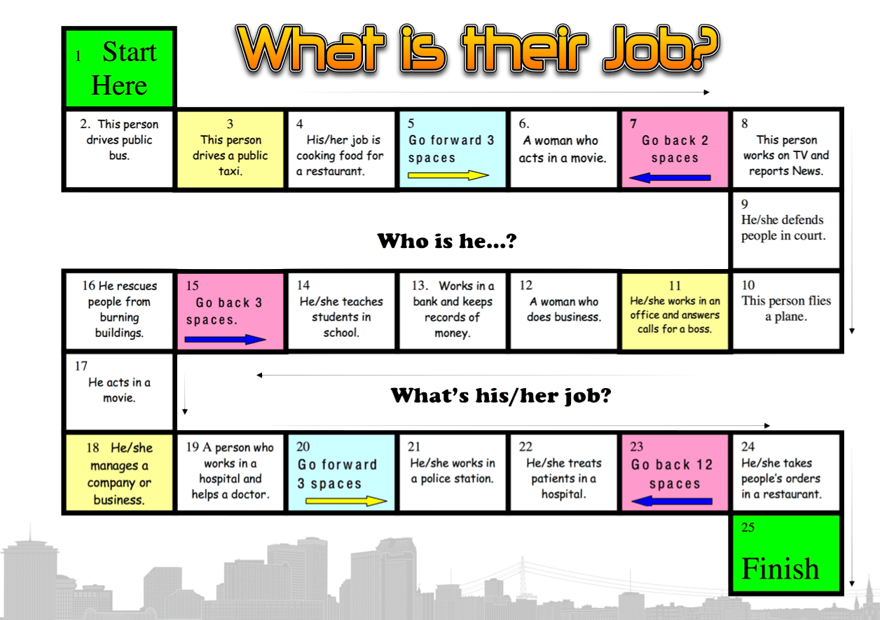Job And Occupations
