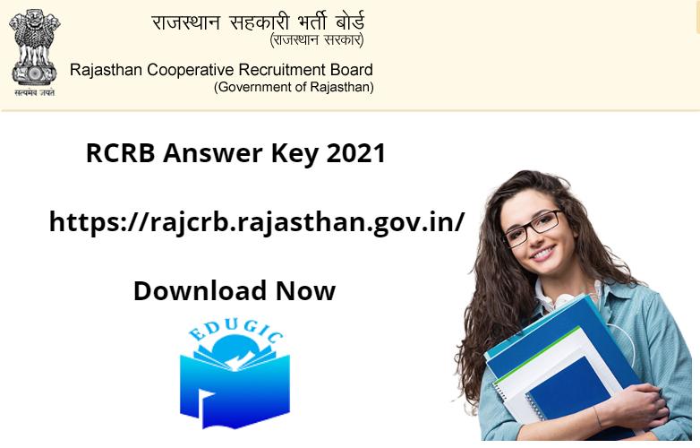 RCRB Answer Key 2021