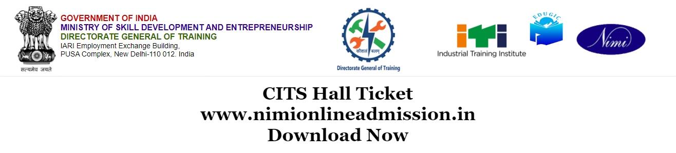 CITS Hall Ticket