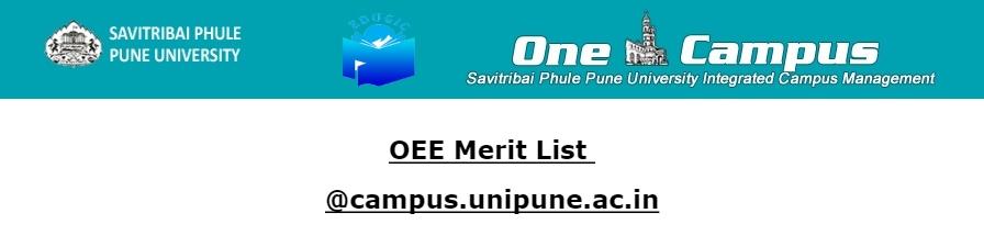 OEE Merit List